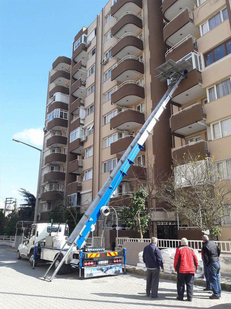 Asansörlü Ev Taşıması